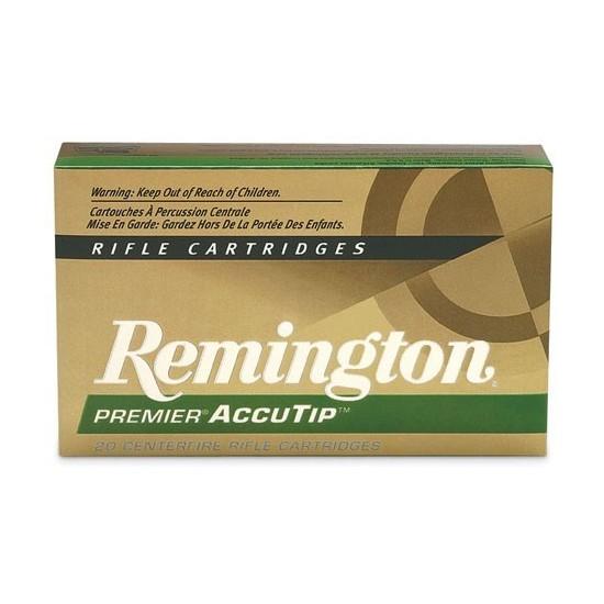 Munición metálica REMINGTON...