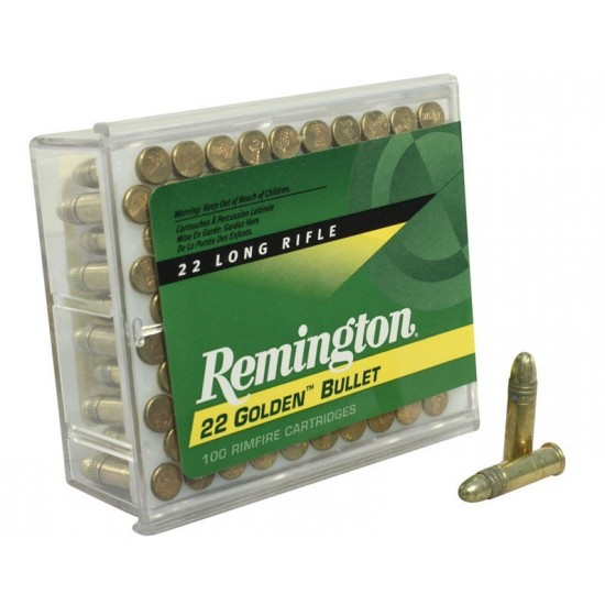 Munición REMINGTON .22 LR...