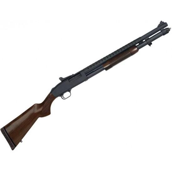 Escopeta de corredera...