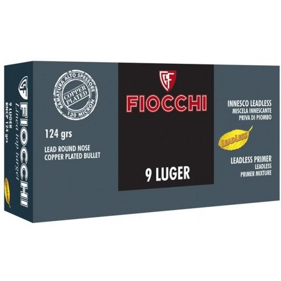 Munición FIOCCHI TOP TARGET...