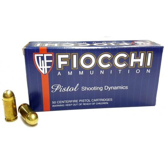 Munición FIOCCHI - 9mm....