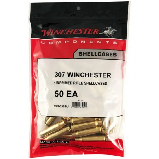 Winchester brass 307 Win.